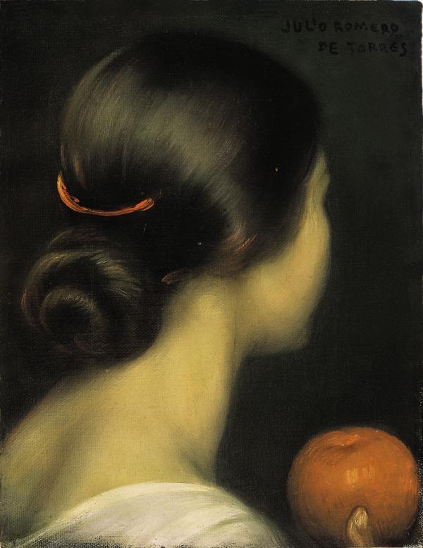 Julio Romero De Torres (Spanish, 1874-1930),